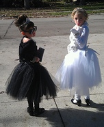 Audrey & Marylin Costume