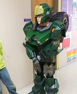 Autobot Hound Homemade Costume
