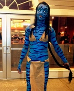 Avatar Costume for a Women