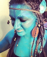 Avatar Homemade Costume