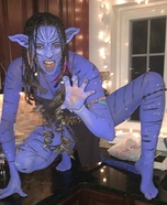 Avatar Costume DIY