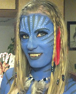 Avatar Halloween Costume
