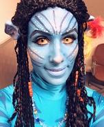 Avatar Neytiri Homemade Costume