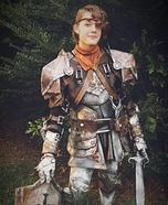 Aveline Armor Homemade Costume