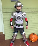 Awesome Bot Homemade Costume