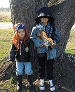 Axl and Slash Costumes
