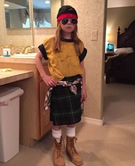 Axl Rose Homemade Costume
