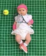 Babbie Jean King Homemade Costume
