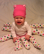 Cutest Halloween costumes for babies - The Giggly-Wiggly Octopus Costume