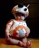 Baby BB-8 Costume