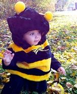 Baby Bumblebee Homemade Costume