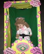 Baby Cabbage Patch Homemade Costume