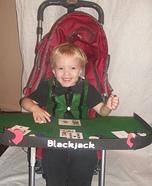 Baby Casino Dealer Costume