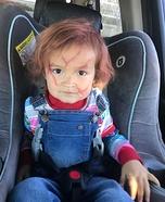 Child's Play Baby Chucky Homemade Costume