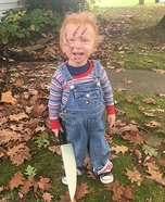 Child's Play Baby Chucky Costume