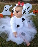 Baby Dalmatian Homemade Costume