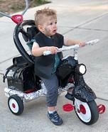 Baby Daryl Dixon Homemade Costume