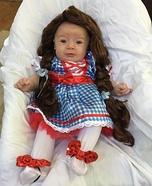Baby Dorothy Costume