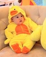 Baby Duck Costume