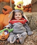 Baby Dumbo Costume
