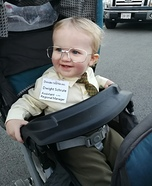 Baby Dwight Schrute Homemade Costume
