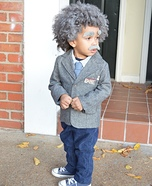 Baby Einstein Homemade Costume