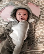 Baby Elephant Halloween Costume