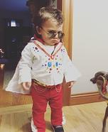 Baby Elvis Costume Idea