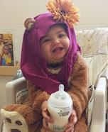 Baby Ewok Homemade Costume