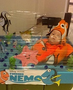 Baby Finding Nemo Homemade Costume