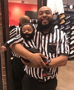 Baby Foot Locker Homemade Costume