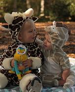 Baby Giraffe Costumes