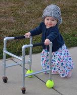 Baby Grandma Homemade Costume
