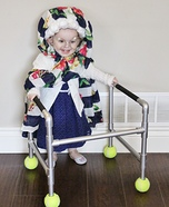 Baby Grandma Homemade Costume