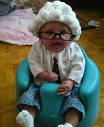 Baby Grandma Cute Costume Idea