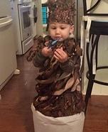 Baby Groot Costume DIY