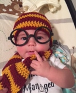 Baby Harry Potter Costume DIY
