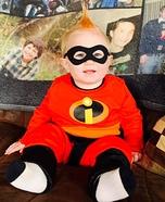 Baby Jack Jack Homemade Costume