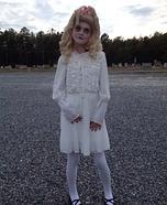 Baby Jane Hudson Doll Homemade Costume
