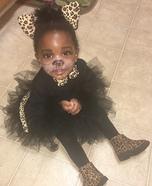 Baby Kitty Homemade Costume