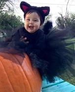 Baby Kitty Cat Homemade Costume