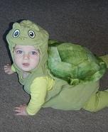 Baby Leonardo Pre-Ninja Turtle Costume