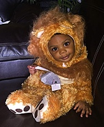 Cutest Baby Lion Cub Costume