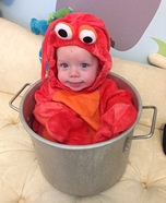 Cute Baby Lobster Costume
