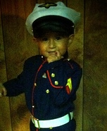 Baby Marine Costume