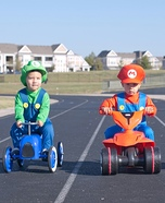 Baby Mario Kart Costumes