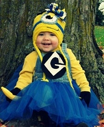 Baby Minion Homemade Costume