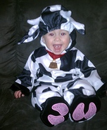 Baby Moo-Cow Costume