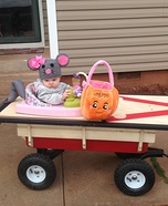 Baby Mouse Trap Homemade Costume