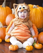 Cute Baby Owl Costume